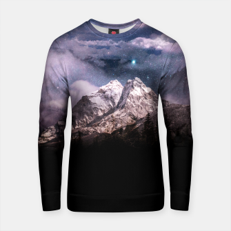 Thumbnail image of Space Time Deluxe Cotton sweater, Live Heroes