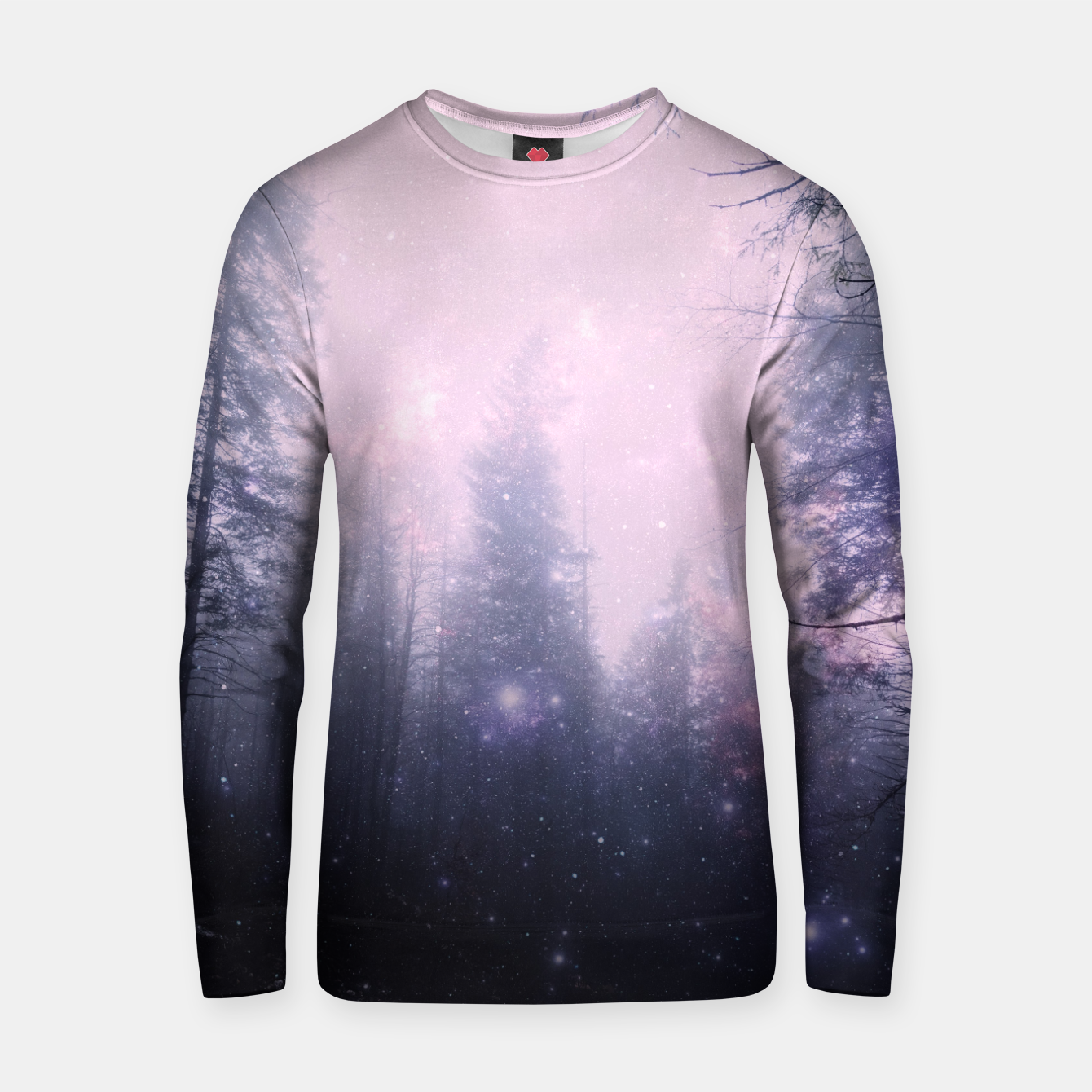 Image of Misty Forest Cotton sweater - Live Heroes