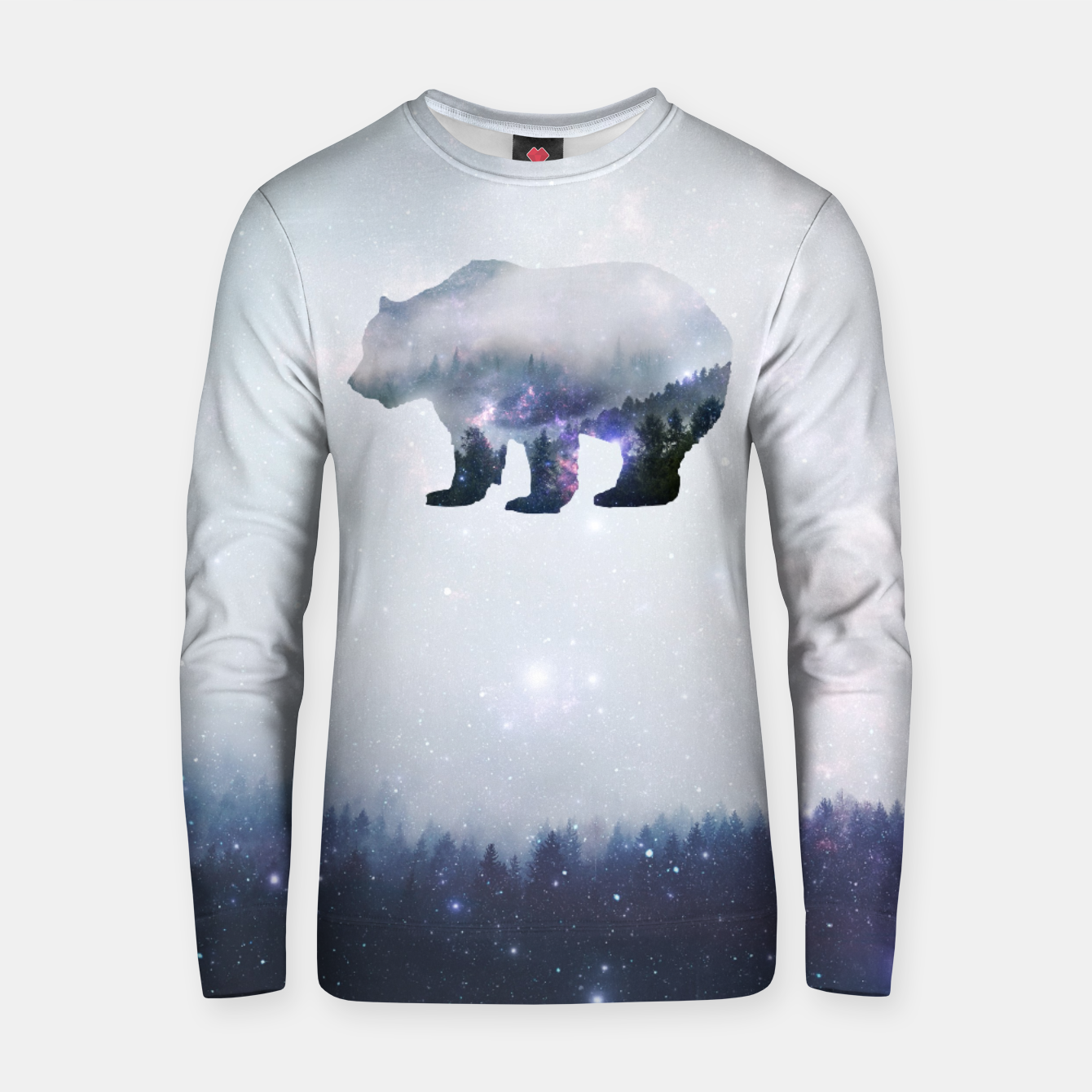 Image de Star Bear Cotton sweater - Live Heroes