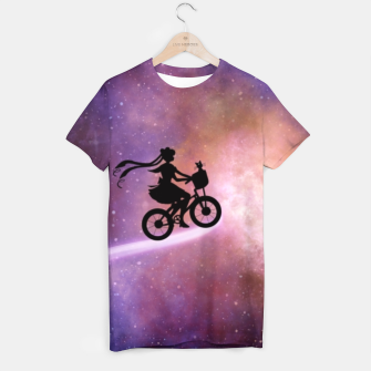 Thumbnail image of Nebula Sailor moon  T-shirt, Live Heroes