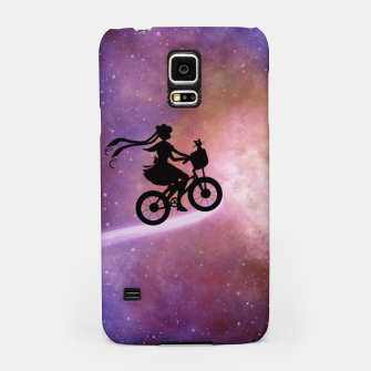 Thumbnail image of Nebula Sailor moon  Samsung Case, Live Heroes