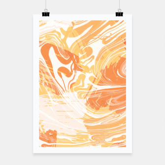 Miniaturka Marble Trend Poster, Live Heroes