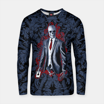 Thumbnail image of The Gambler Cotton sweater, Live Heroes