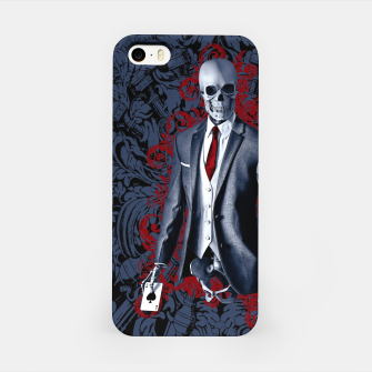 Thumbnail image of The Gambler iPhone Case, Live Heroes