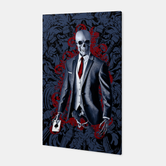 Thumbnail image of The Gambler Canvas, Live Heroes