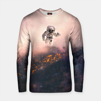 Thumbnail image of Heroes in Space Cotton sweater, Live Heroes