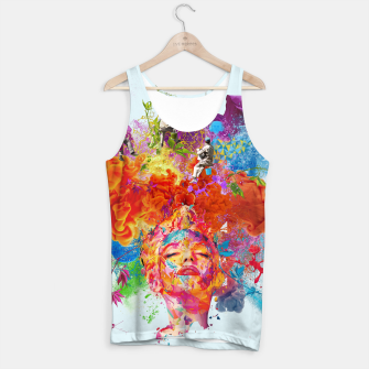 Thumbnail image of Collage LXXIX Tank Top, Live Heroes