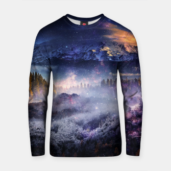 Thumbnail image of Distant Worlds Cotton sweater, Live Heroes