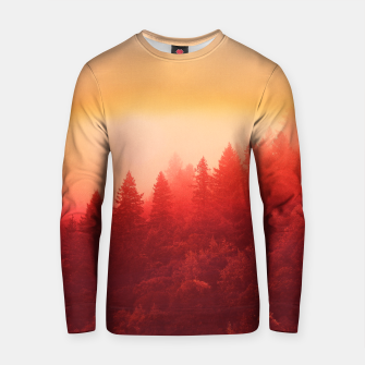 Thumbnail image of Red Sky Cotton sweater, Live Heroes
