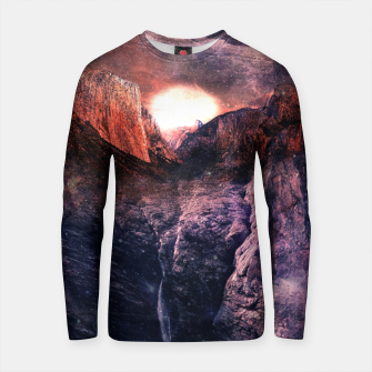 Thumbnail image of Space Sommer Cotton sweater, Live Heroes