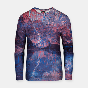 Thumbnail image of Glitch3d Cotton sweater, Live Heroes