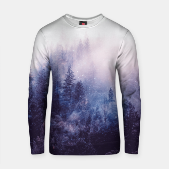 Thumbnail image of Mist Space Cotton sweater, Live Heroes