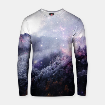 Thumbnail image of Wanderspace Cotton sweater, Live Heroes