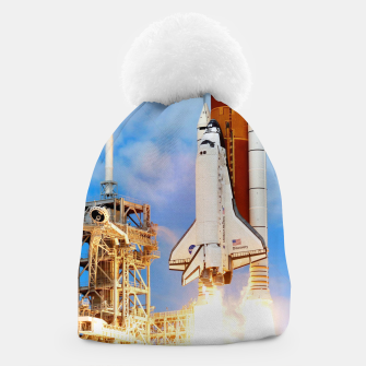 Thumbnail image of DISCOVERY LAUNCH Beanie, Live Heroes