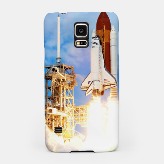 Thumbnail image of DISCOVERY LAUNCH Samsung Case, Live Heroes