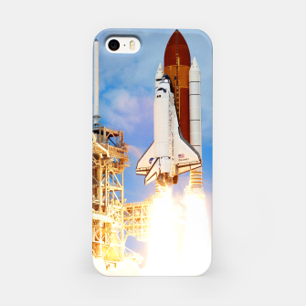 Thumbnail image of DISCOVERY LAUNCH iPhone Case, Live Heroes