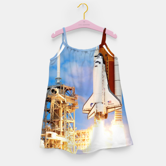 Thumbnail image of DISCOVERY LAUNCH Girl's dress, Live Heroes