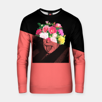Thumbnail image of A.E. Head Full of Flowers Cotton sweater, Live Heroes