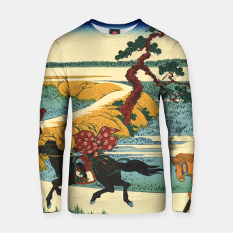 Thumbnail image of Ride South Cotton sweater, Live Heroes
