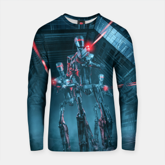Thumbnail image of The Assault Cotton sweater, Live Heroes