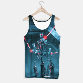 Thumbnail image of The Assault Tank Top, Live Heroes