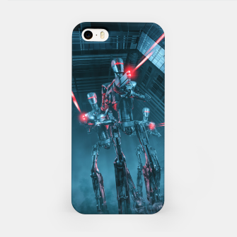 Thumbnail image of The Assault iPhone Case, Live Heroes