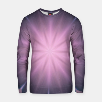 Thumbnail image of Wormhole star Cotton sweater, Live Heroes