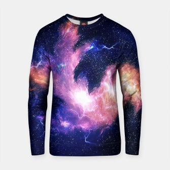 Thumbnail image of Rise of the phoenix Cotton sweater, Live Heroes