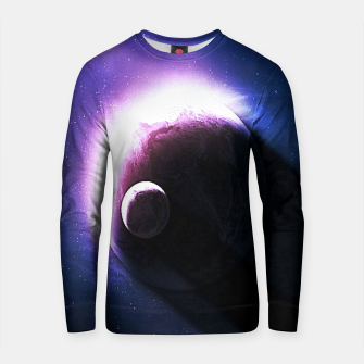 Thumbnail image of Galaxie Cotton sweater, Live Heroes