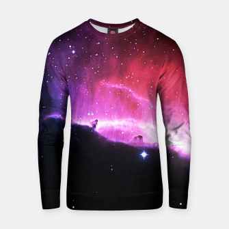 Thumbnail image of Nebulae Cotton sweater, Live Heroes