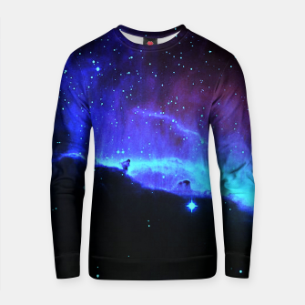 Thumbnail image of Nebulae 2 Cotton sweater, Live Heroes
