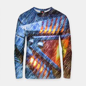 Thumbnail image of Chevron Unisex sweater, Live Heroes