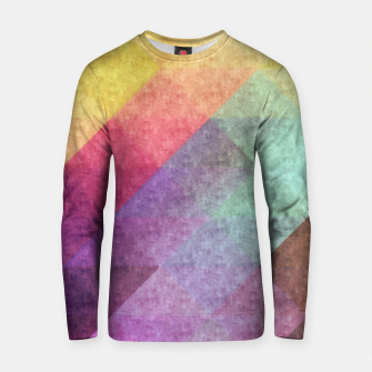 Thumbnail image of Pattern 8 Cotton sweater, Live Heroes