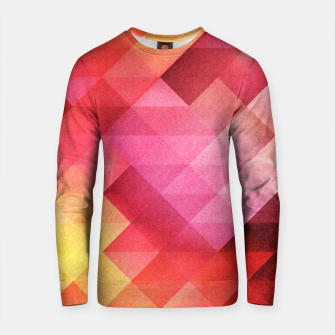Thumbnail image of Fall pattern Cotton sweater, Live Heroes