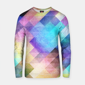 Thumbnail image of Pattern 10 Cotton sweater, Live Heroes