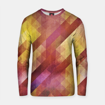 Thumbnail image of Fall pattern 2  Cotton sweater, Live Heroes