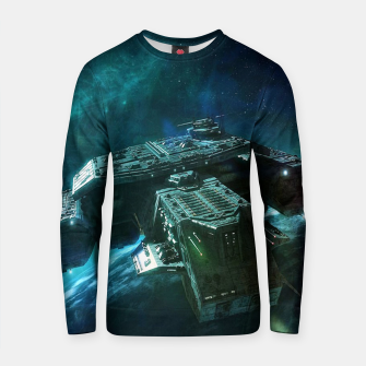 Thumbnail image of Journey home Unisex sweater, Live Heroes