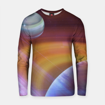 Thumbnail image of Outer space Cotton sweater, Live Heroes