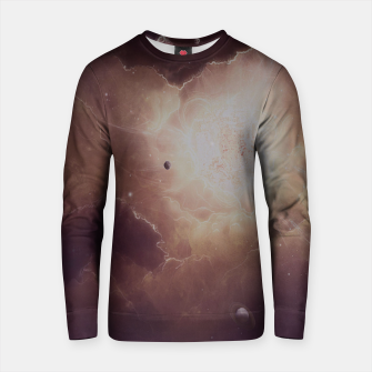 Thumbnail image of Star formation Cotton sweater, Live Heroes