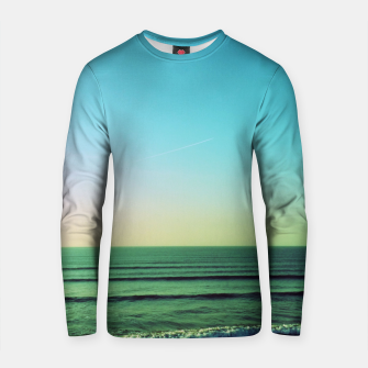 Thumbnail image of Winter blues Cotton sweater, Live Heroes