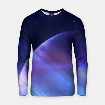 Thumbnail image of Secrets of the galaxy Cotton sweater, Live Heroes