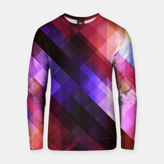 Thumbnail image of Pattern 11 Cotton sweater, Live Heroes