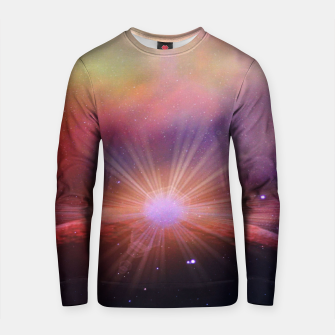 Thumbnail image of Mars rises Cotton sweater, Live Heroes