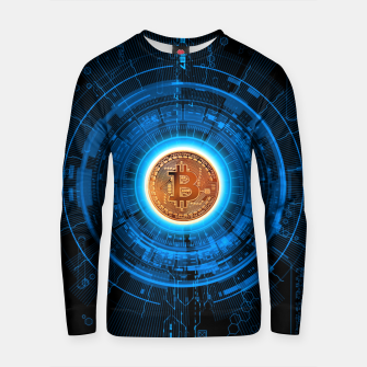 Thumbnail image of BITCOIN-CRYPTO Cotton sweater, Live Heroes
