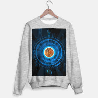 Thumbnail image of BITCOIN-CRYPTO Sweater regular, Live Heroes