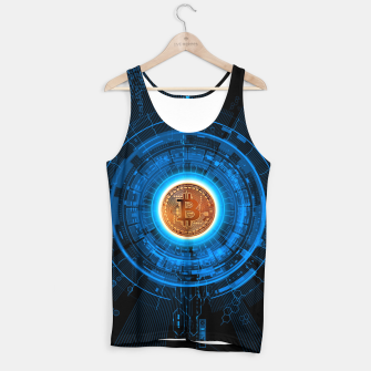 Thumbnail image of BITCOIN-CRYPTO Tank Top, Live Heroes