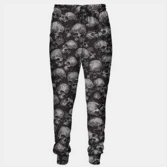 Thumbnail image of Totally Gothic Cotton sweatpants, Live Heroes