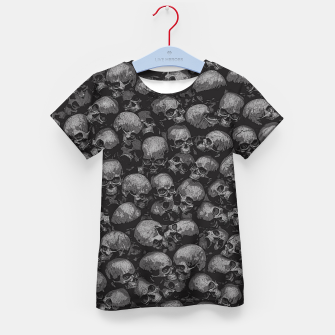 Thumbnail image of Totally Gothic Kid's t-shirt, Live Heroes