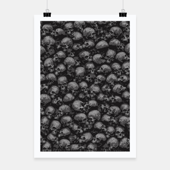 Thumbnail image of Totally Gothic Poster, Live Heroes