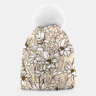Thumbnail image of Daisy Chrysanthemum  Beanie, Live Heroes